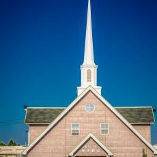 聖イエス会米子教会での挙式